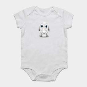 25824b558 White Bunny Onesies