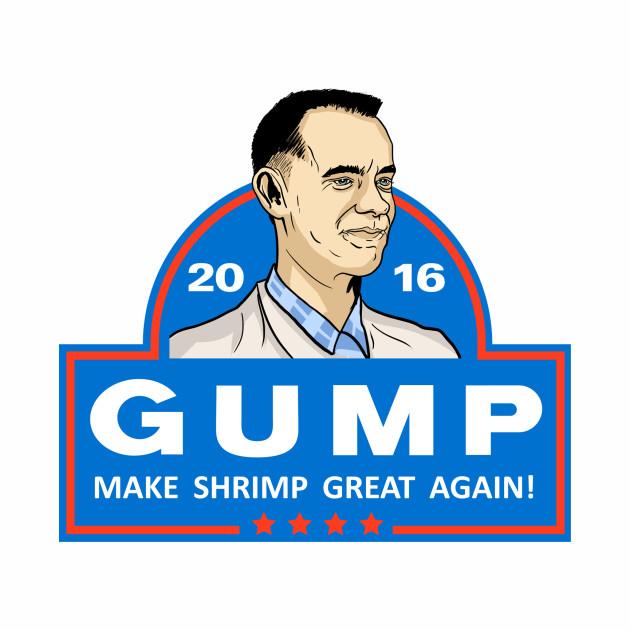 Make Shrimp Great Again!