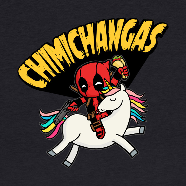 Forth, Chimichangas!