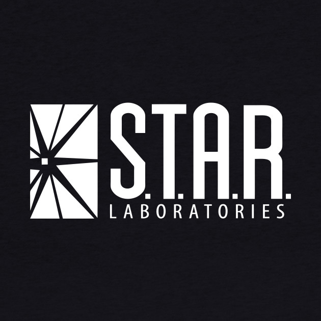 S.T.A.R.S. LABS (THE FLASH) black