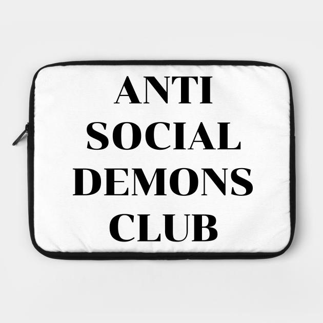 ANTI SOCIAL DEMONS CLUB