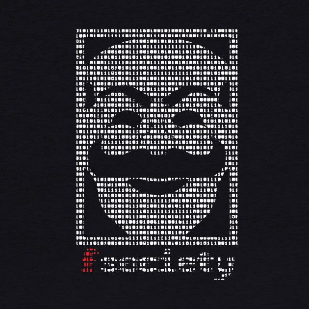 Fsociety In Binary (clean version)