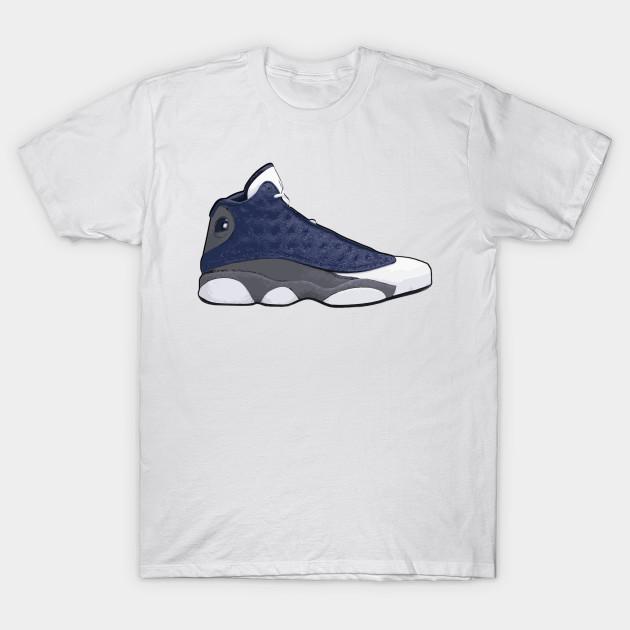 Air Jordan Men 13 Flint 2020 Jordan T Shirt Teepublic