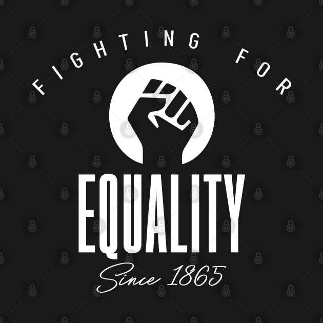 Fighting For Equality