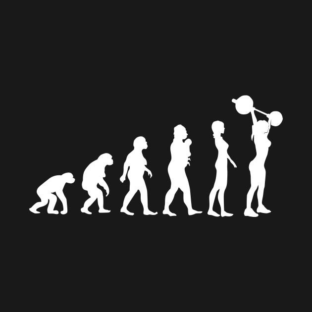 Evolution Weights Female