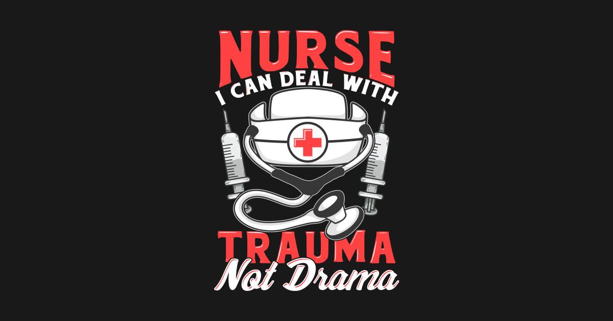 Nurse Shirts For Women Funny Nurses Birthday Gift T Shirt