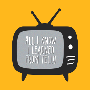 Telly t-shirts