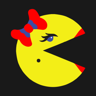 Ms Pac Man T Shirts Teepublic