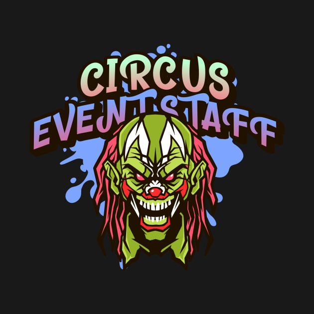 Circus Event Staff