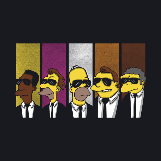 Reservoir Simpsons