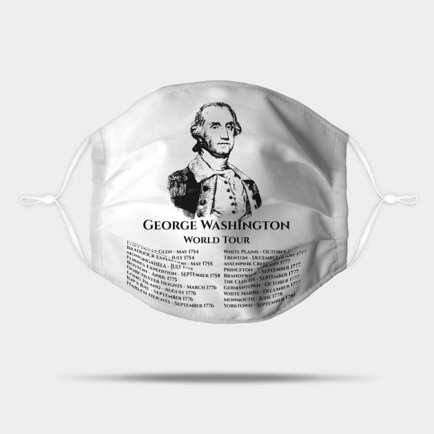 George Washington World Tour