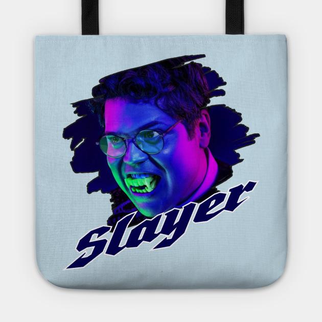 Guillermo Vampire Slayer