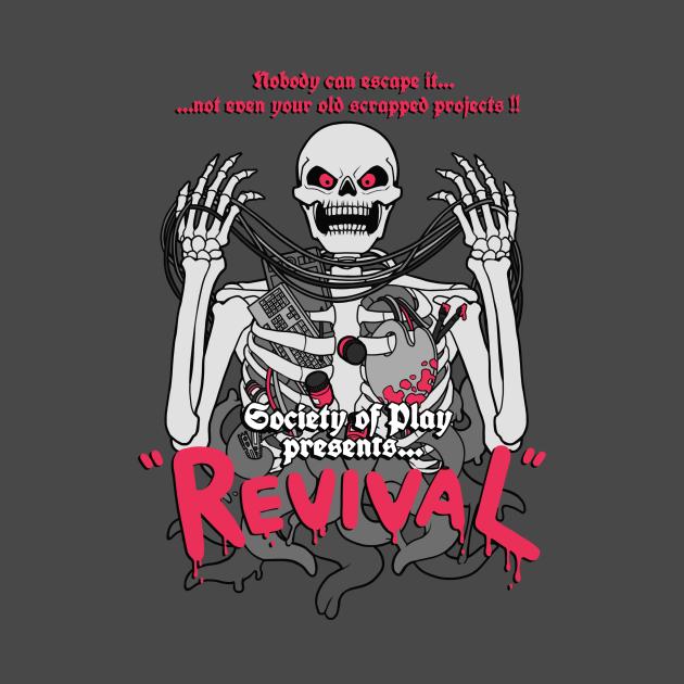 Revival - Game Jam Shirt!
