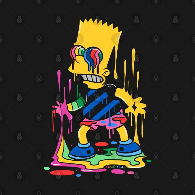 Trippy Bart