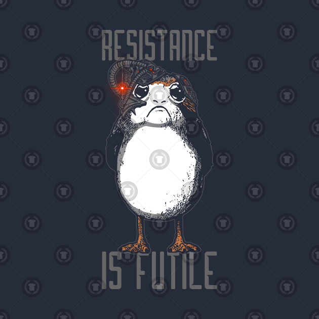 We Are The Porg