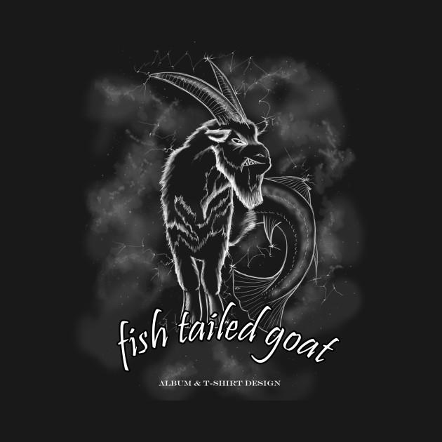 Fish Tailed Goat (Dark)