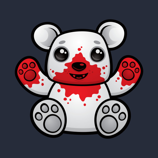 Polar Bear Cub First Kill