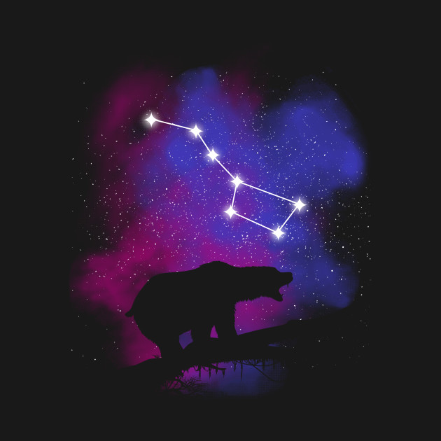 Constellation Grat bear