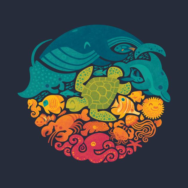 Aquatic Rainbow