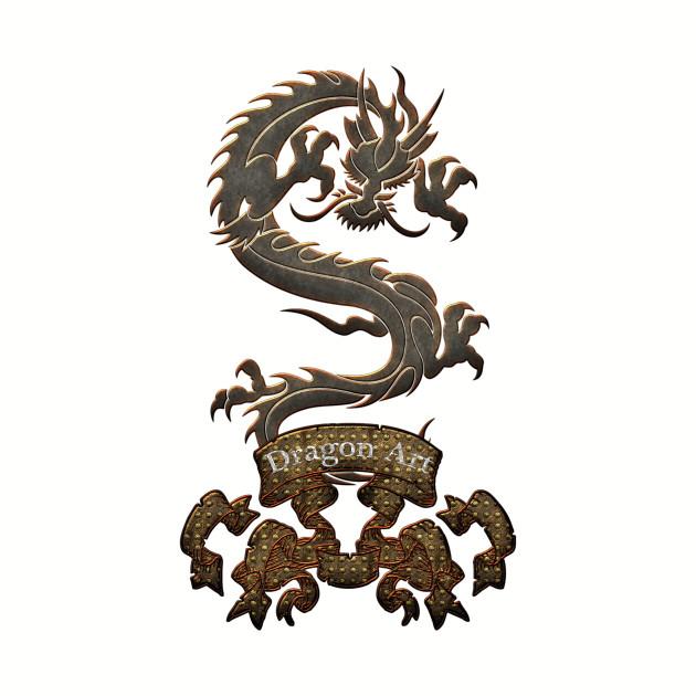 Wonderful chinese dragon
