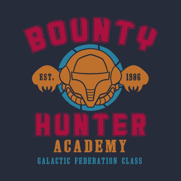 Bounty Hunter Academy 2 T-Shirt