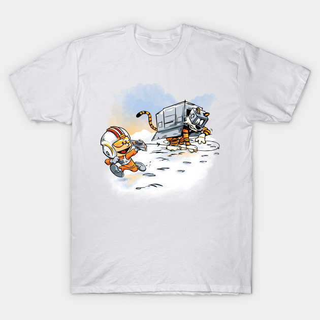 Attack of the Deranged Killer Snow Walkers T-Shirt-TOZ