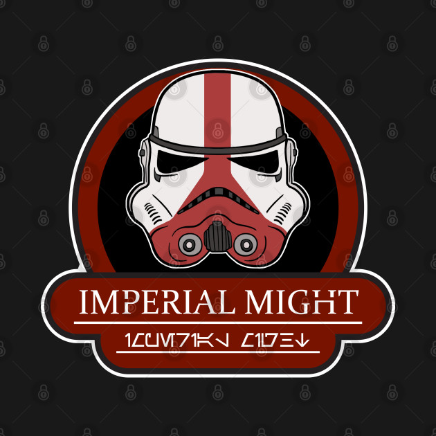 Imperial Might Red 1