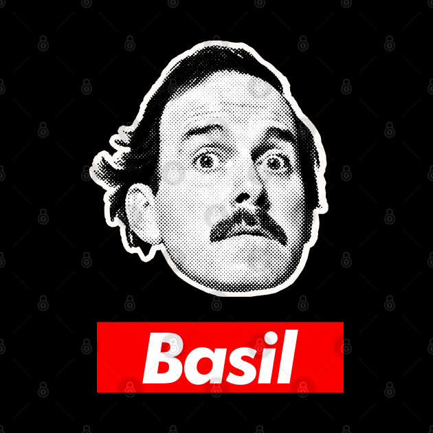Basil Fawlty - Classic British TV Comedy Gift