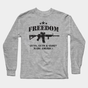 b05a91e7 National Rifle Association Long Sleeve T-Shirts | TeePublic