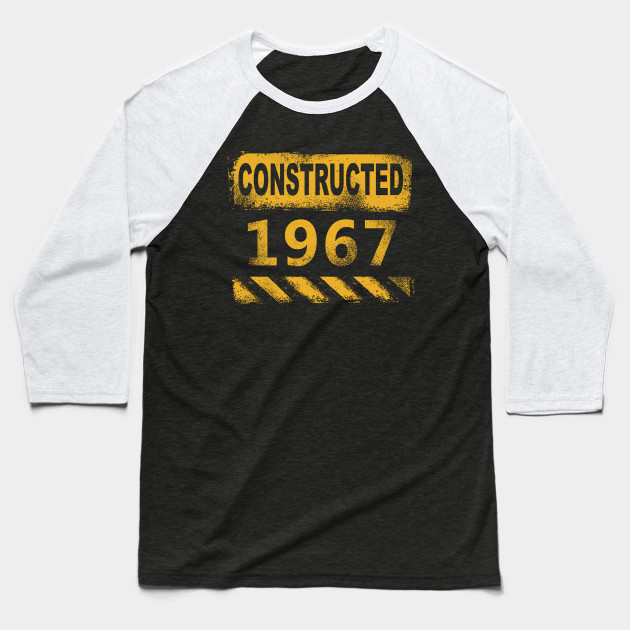 1967 birth year vintage retro Baseball T-Shirt