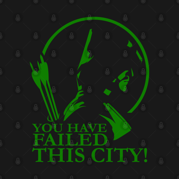 You Have Failed this City!