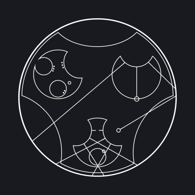 Jesus Is Lord in Gallifreyan