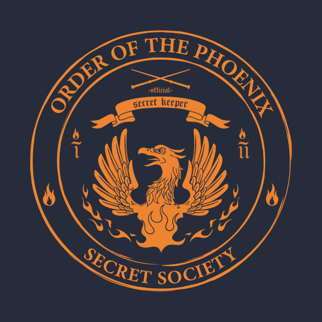 Order of the Phoenix - Official Member - Harry - T-Shirt | TeePublic