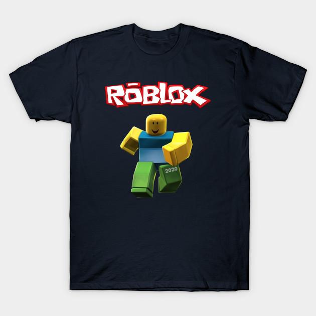 New Roblox Noob 2020 Roblox Noob 2020 Roblox T Shirt Teepublic