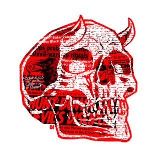 Satanic T-Shirts   TeePublic