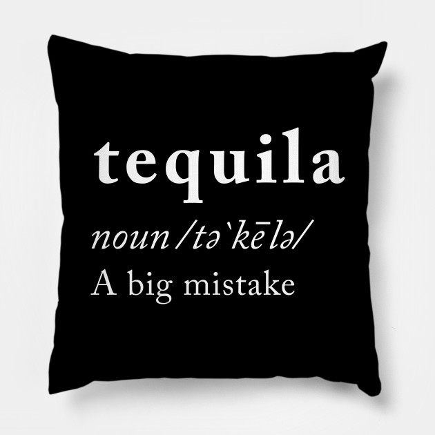 Funny Tequila Definition