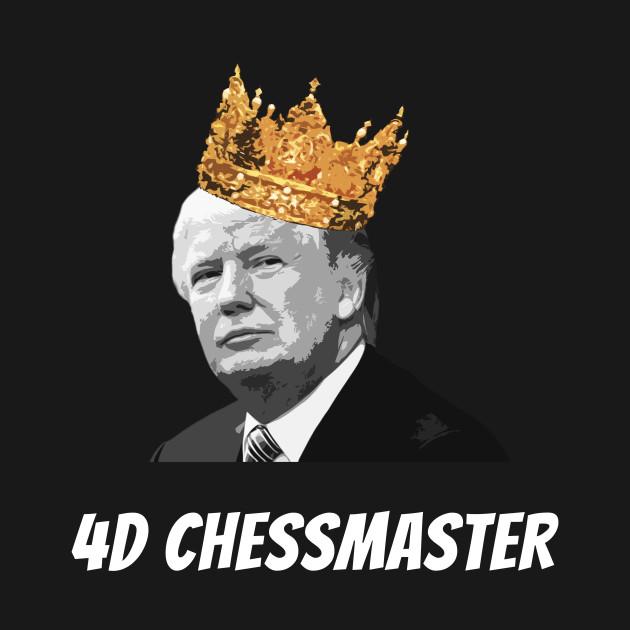 Trump 4D Chessmaster