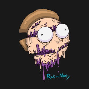 Melting Morty