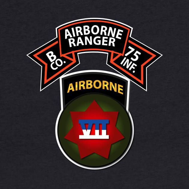 B Co 75th Ranger - VII Corps - Airborne