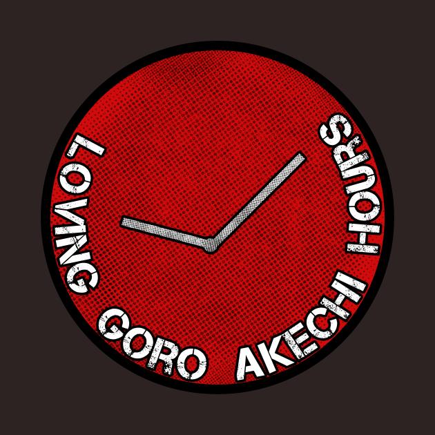 Loving Goro Akechi Hours