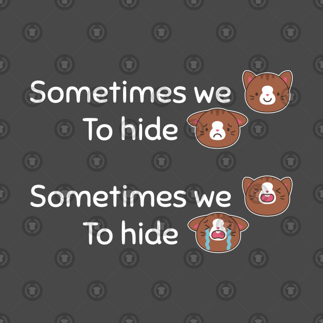 Sometimes We Smile To Hide Our Pain Cute Cat Quote Quotes T