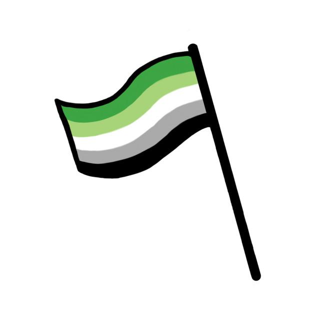 Aro Flag