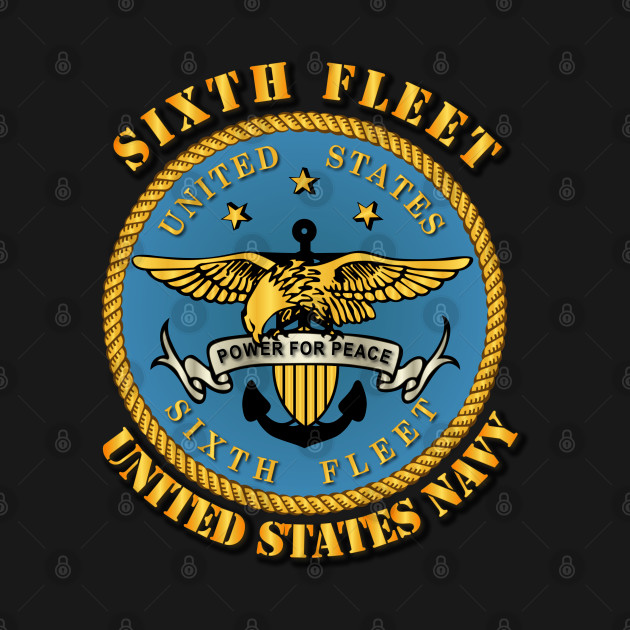 Navy - Sixth Fleet