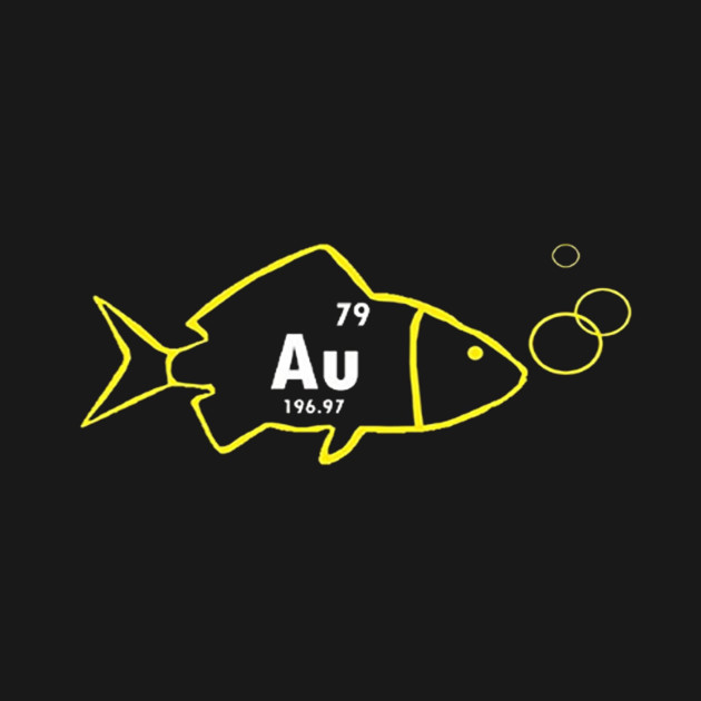 Goldfish au cool periodic table element of gold shirt goldfish au 1569755 1 urtaz Gallery