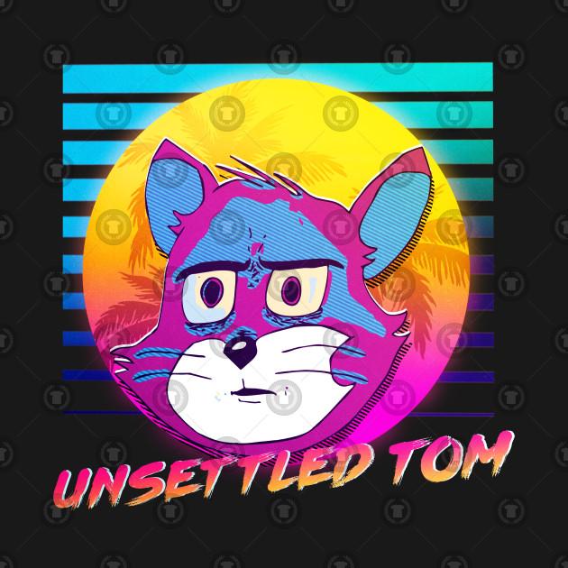 Unsettled Tom meme 80s (Dank memes) v1