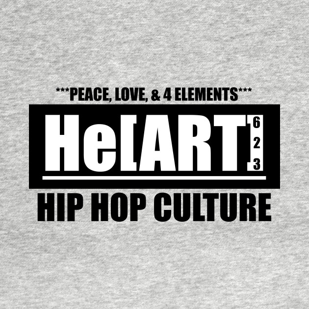 He[ART] Hip Hop Culture 4 Elements