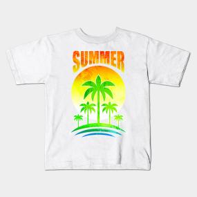 be70ebb70f86 Summer Kids T-Shirts