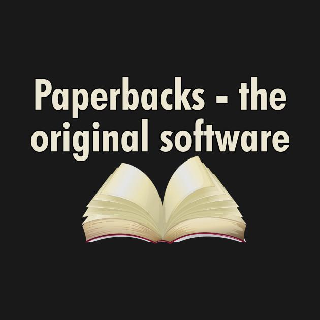 Paperbacks - the original software
