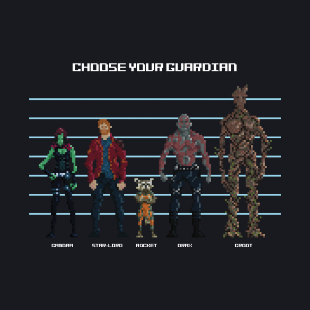 Choose Your Guardian