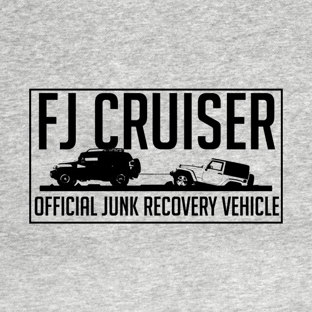 Junk recovery Vehicle